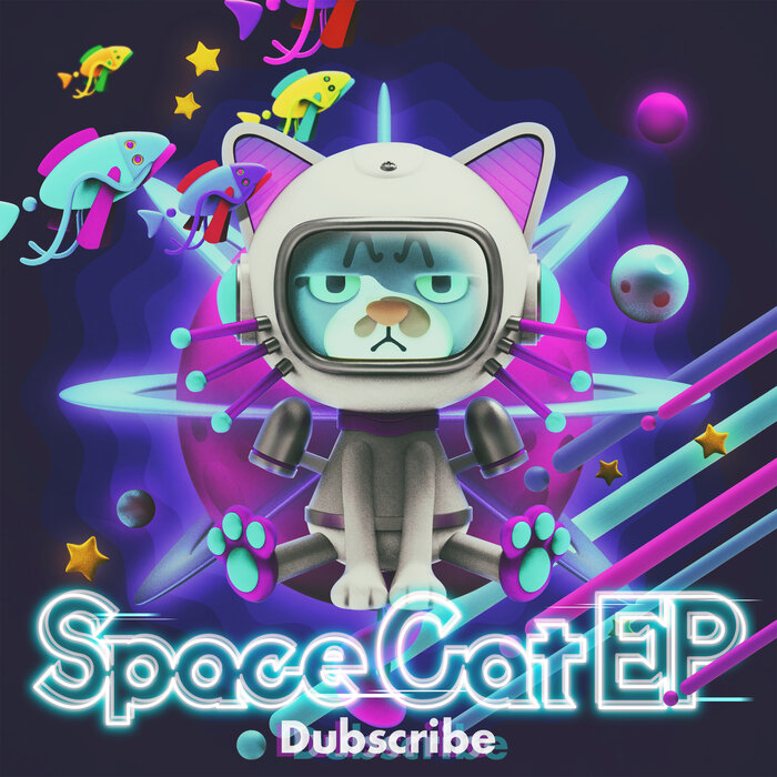 Dubscribe - Space Cat