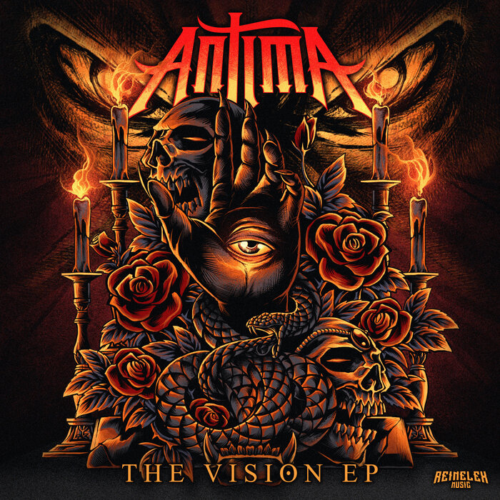 Download Antima - The Vision EP mp3