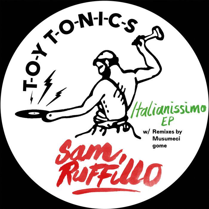 Sam Ruffillo - Italianissimo EP