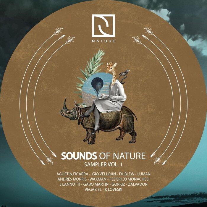 VARIOUS - Sounds Of Nature Sampler Vol 1