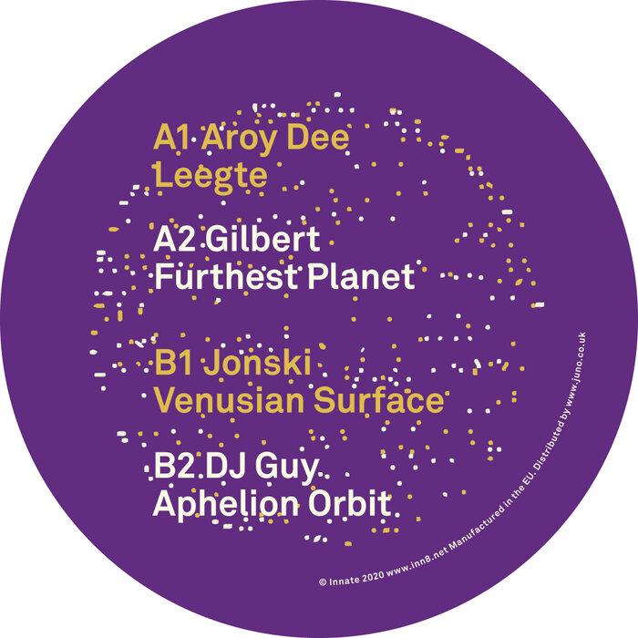 AROY DEE/GILBERT/JONSKI/DJ GUY - Innate 004