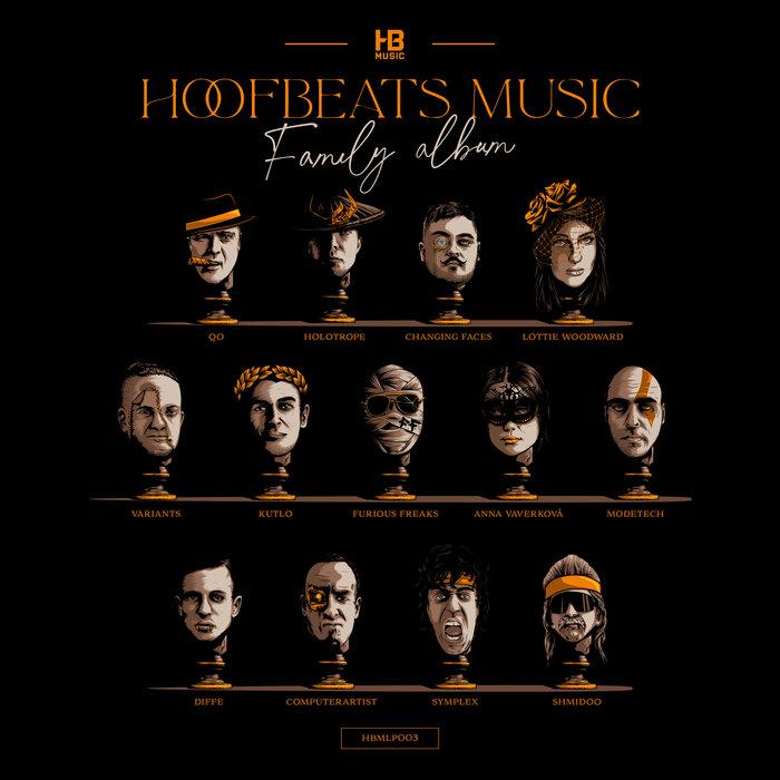 Download VA - The Hoofbeats Music Family Album [HBMLP03] mp3
