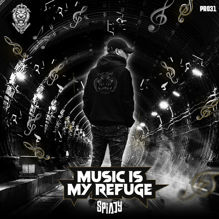 Download Spiady - Music Is My Refuge mp3