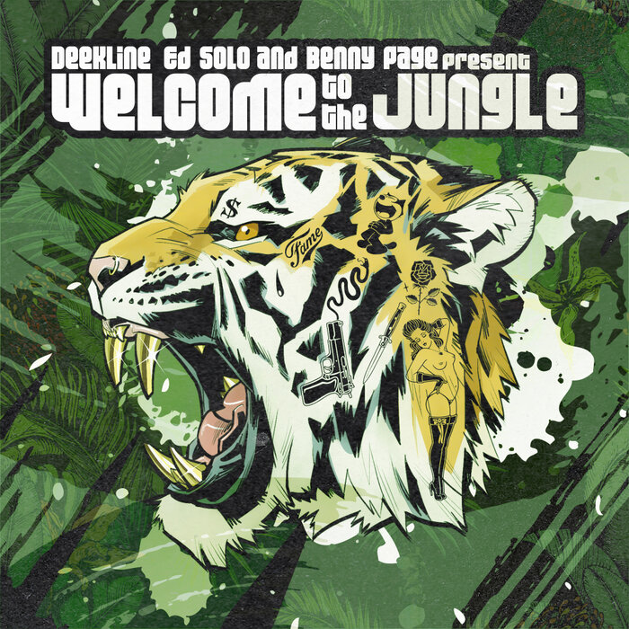Various - Benny Page, Deekline & Ed Solo Present Welcome To The Jungle