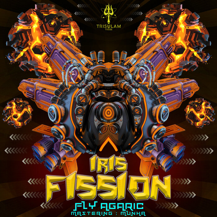 Fly Agaric - Iris Fission