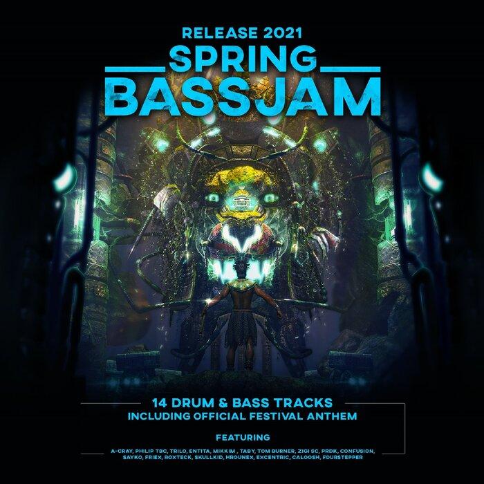 VA - Spring BassJam Release 2021 (SBASR001)