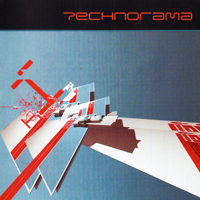 Scannerfunk feat Scanner - Technorama