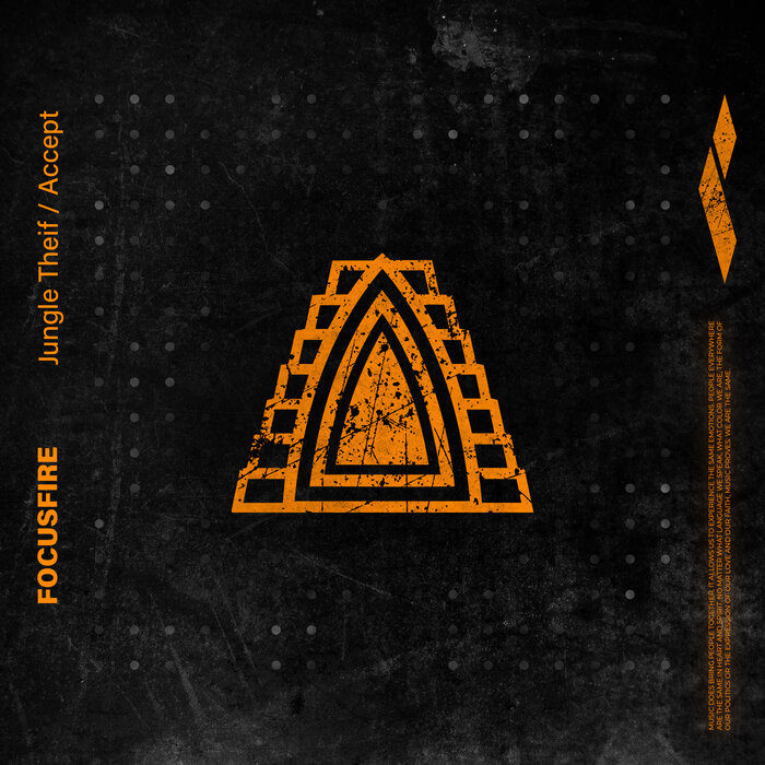 Focusfire - Jungle Theif / Accept [IGNESCENT009]