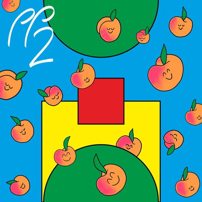 Various - Peach Pals Vol 2