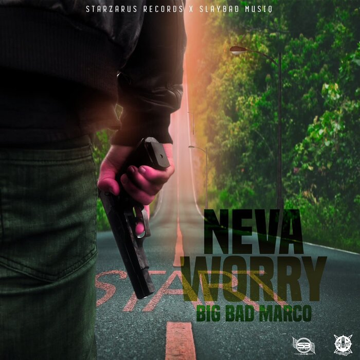 Big Bad Marco - Neva Worry