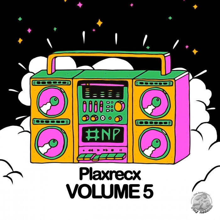 Plaxrecx - Volume 5