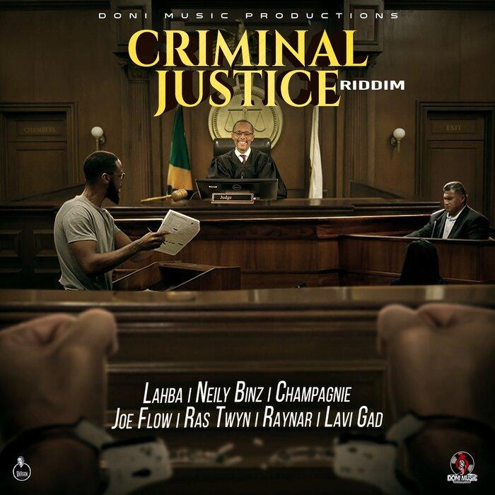 VARIOUS - Criminal Justice Riddim