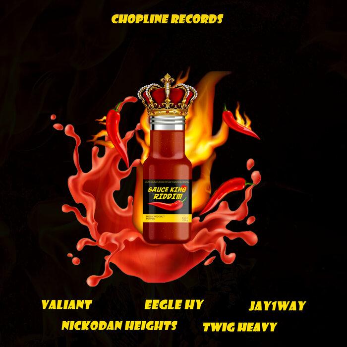 Various - Sauce King Riddim