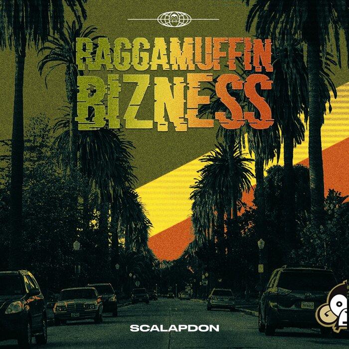 Scalapdon - Raggamuffin Bizness LP