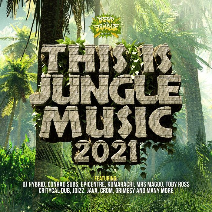 VA - THIS IS JUNGLE MUSIC 2021 [DEEPINLP005]