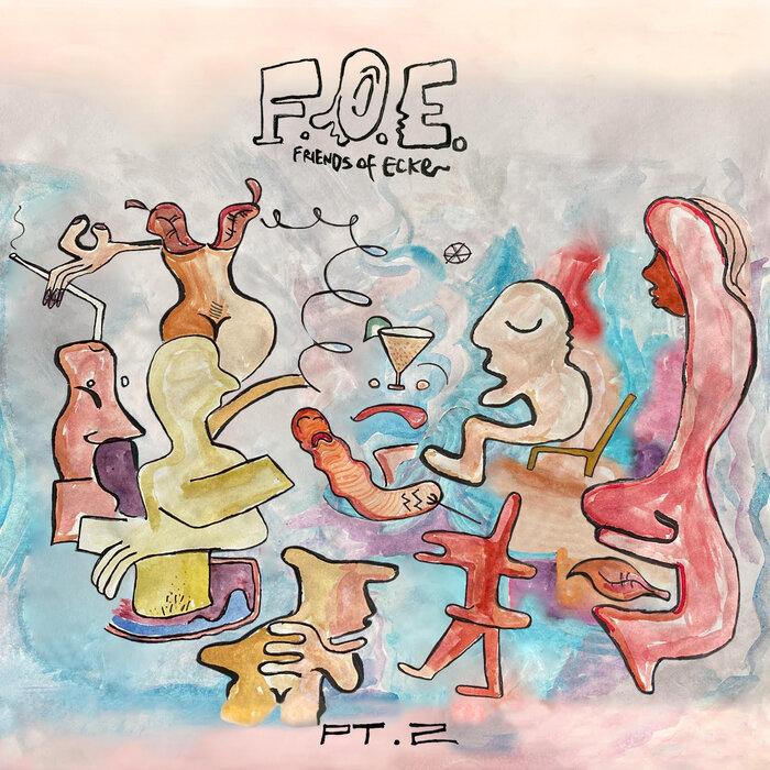 Download VA - Friends Of Ecke: Part 2 [FOE102] mp3