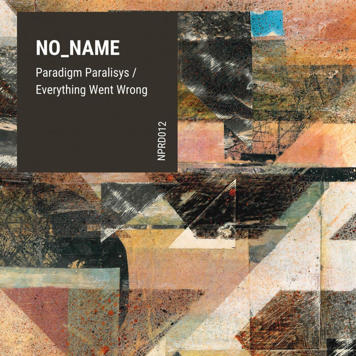 Download No_Name - Paradigm Paralisys / Everything Went Wrong [NPRD012] mp3