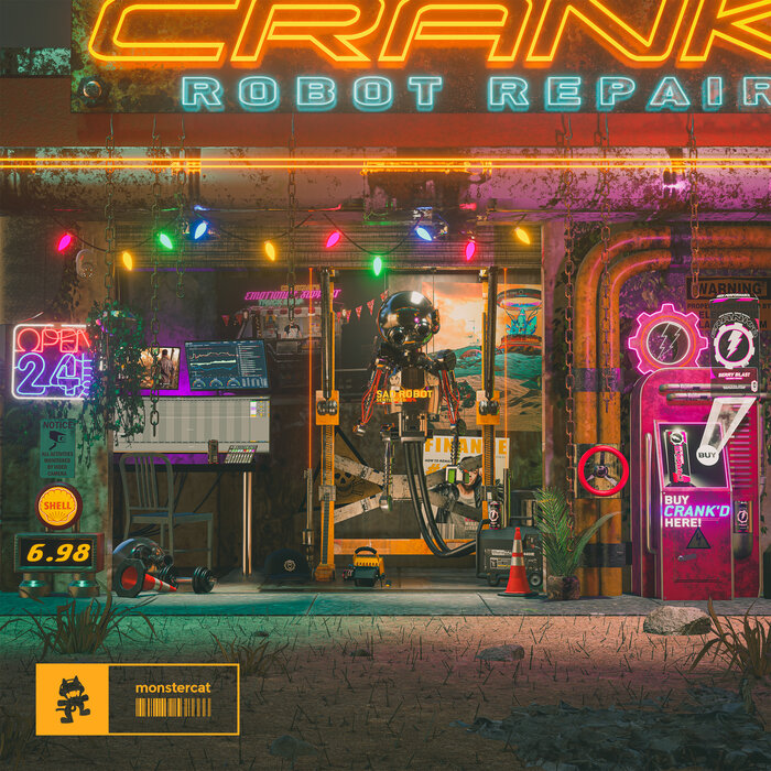 Download CrankDat - Sad Robot EP [MCEP226] mp3