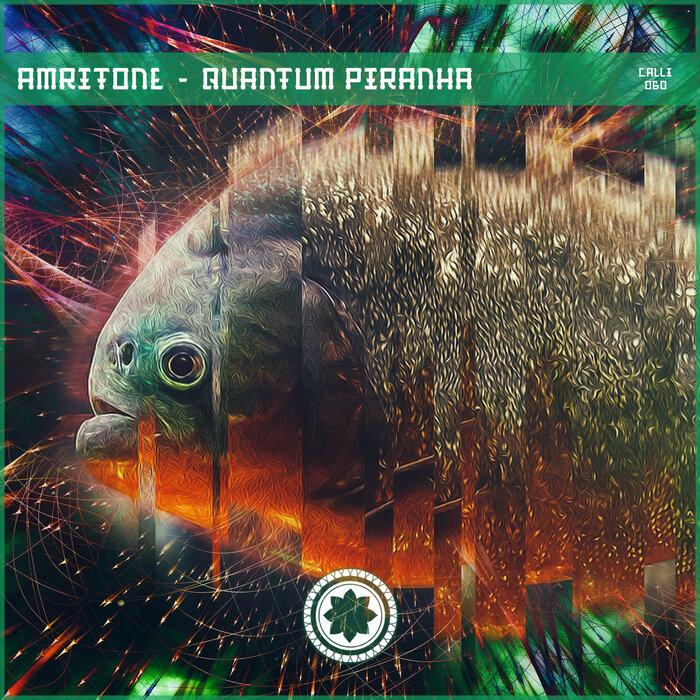 Amritone - Quantum Piranha [CALLI060]