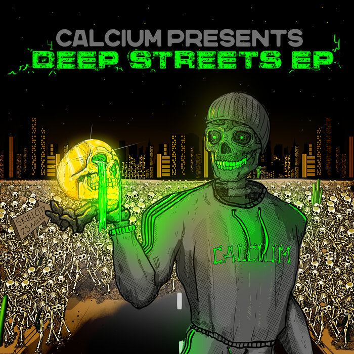Download Calcium - Deep Streets EP [NSDX178] mp3