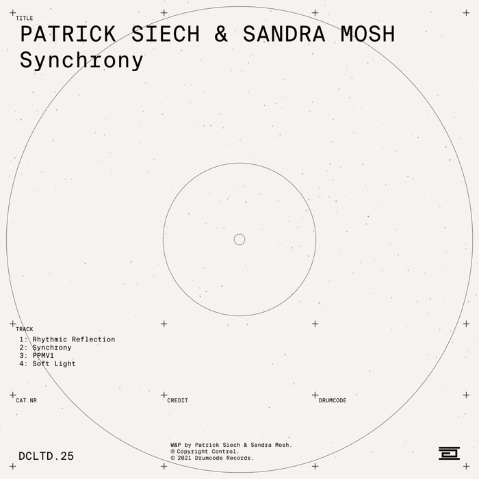 PATRICK SIECH/SANDRA MOSH - Synchrony