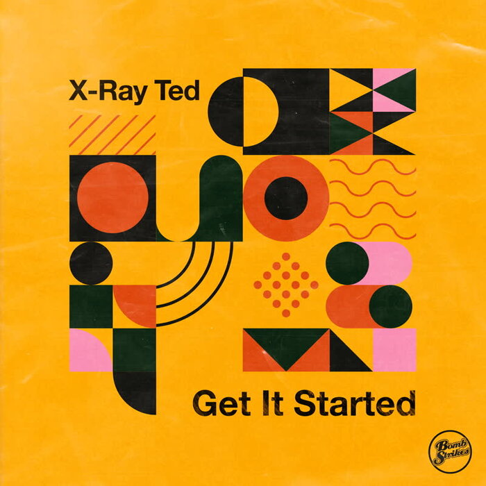 Download X-Ray Ted - Get It Started mp3