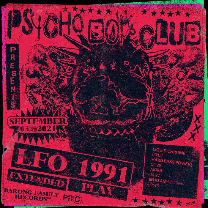 Download Psycho Boys Club - LFO 1991 [BF232] mp3