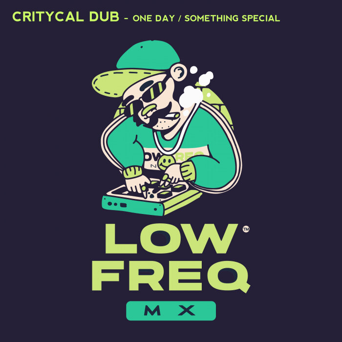 Download Critycal Dub - One Day / Something Special [LOFREQ118D] mp3