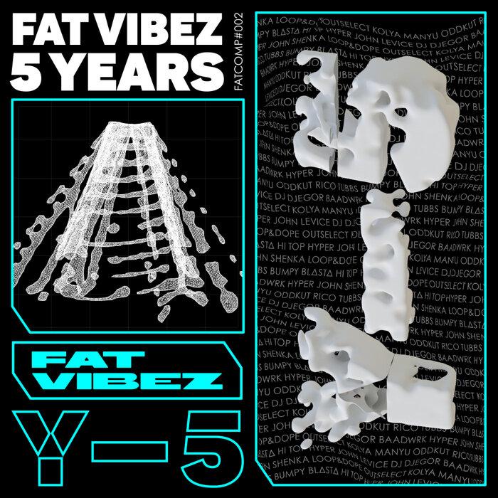 Download VA - FAT VIBEZ 5 Years mp3