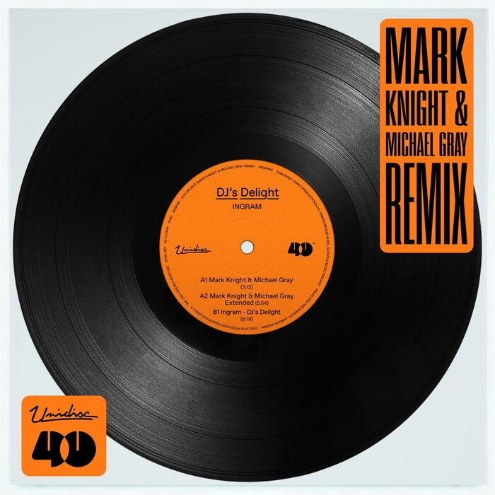INGRAM - D.J.'s Delight (Mark Knight & Michael Gray Remix)