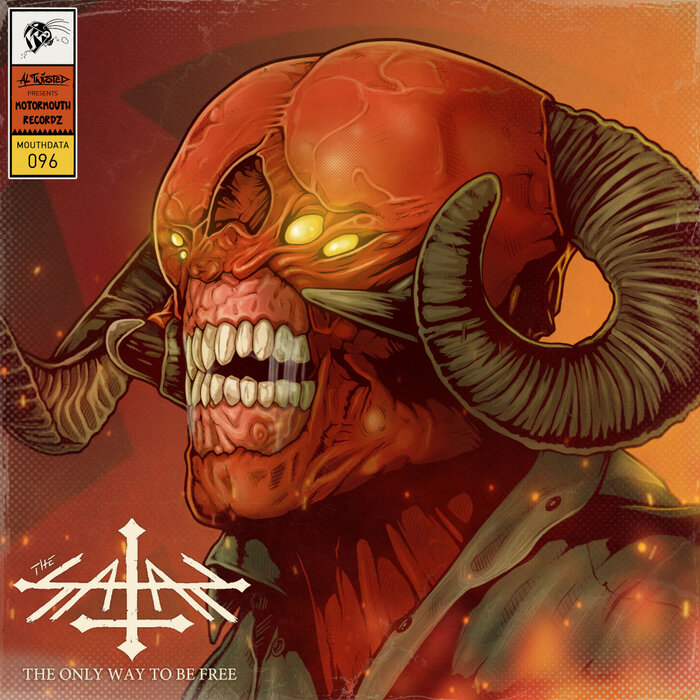 Download The Satan - The Only Way To Be Free [MOUTHDATA096] mp3