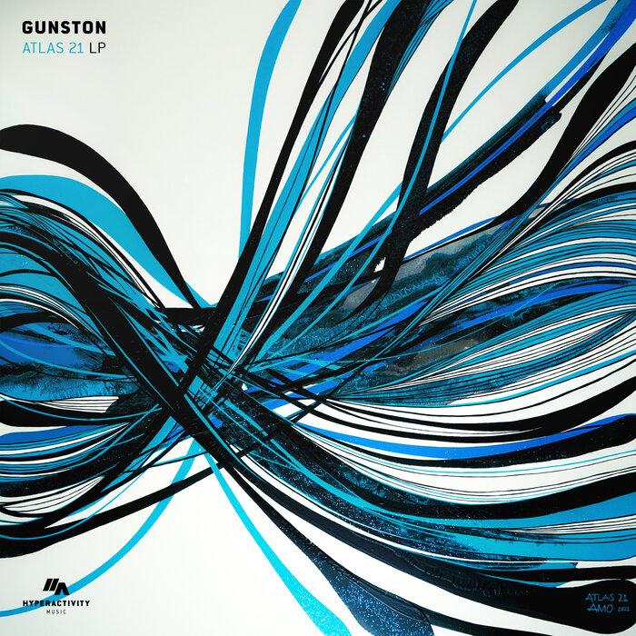 Gunston - Atlas 21 LP [HYP048]