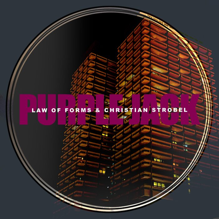 LAW OF FORMS/CHRISTIAN STROBEL - Purple Jack