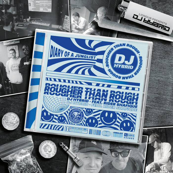 DJ HYBRID FEAT RIDER SHAFIQUE - Rougher Than Rough