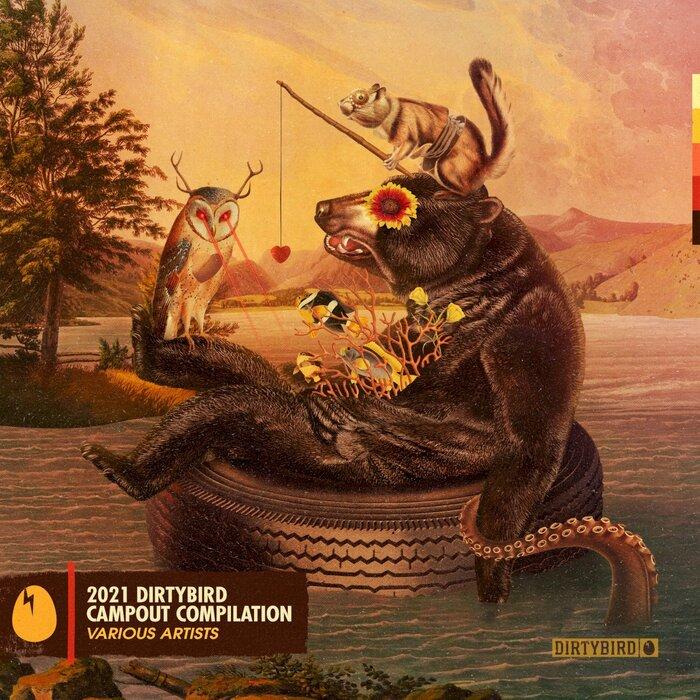 Various - Dirtybird Campout Compilation 2021