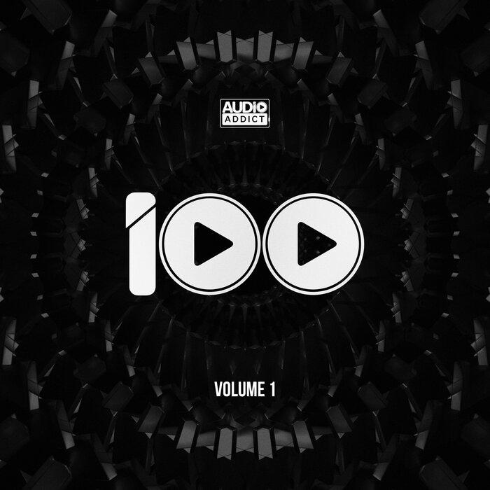 Various - Audio Addict 100 LP (Volume 1)
