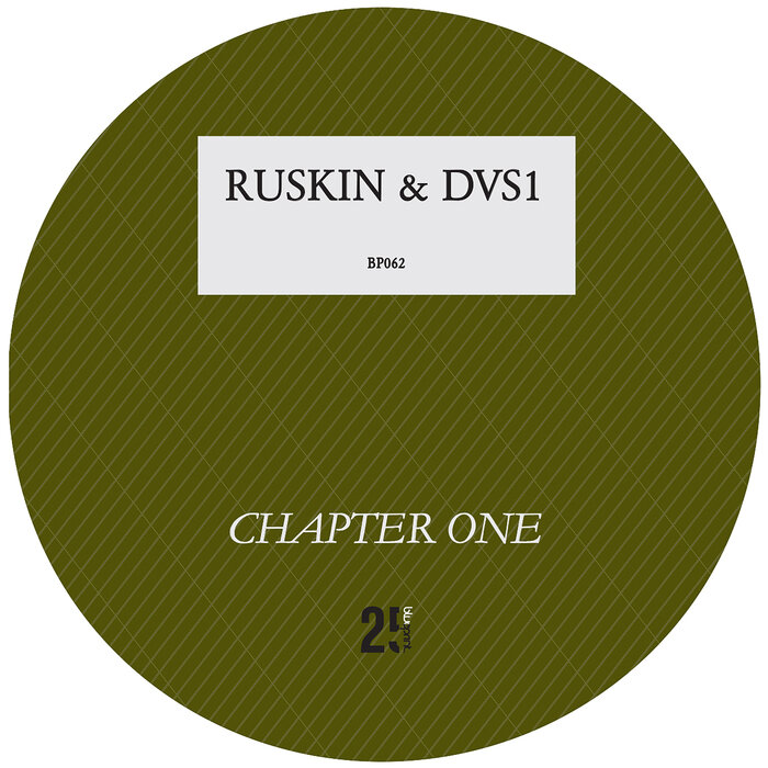 JAMES RUSKIN/DVS1 - Chapter One