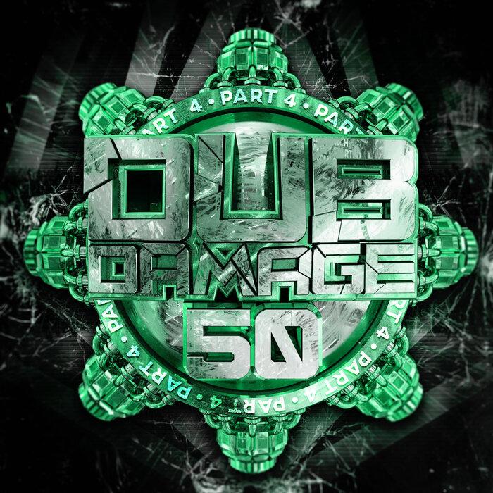 Various - DUB DAMAGE 50 LP (PART 4)