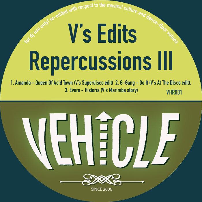V'S EDITS/AMANDA/G-GANG/EVORA - Repercussions 3