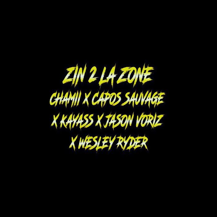 Jason Voriz feat Chamii - Zin 2 La Zone (Explicit)