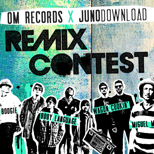 Om Records Remix Competition