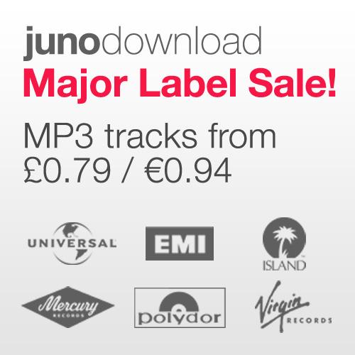 Major Label Sale