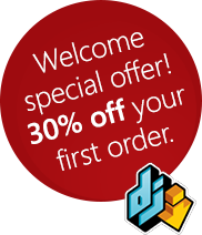 Welcome special offer! 30% off your first order.
